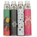 Batteries 650 MAH ego t.