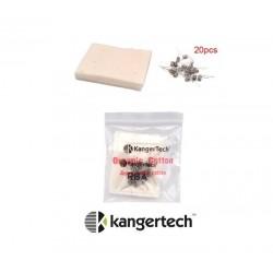 Kit de montage Kangertech , voilà des coils tous fait !