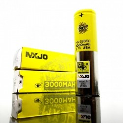 Seeks to Ghent or the failure of the AMT/MXJO/18650/3000 MAH batteries