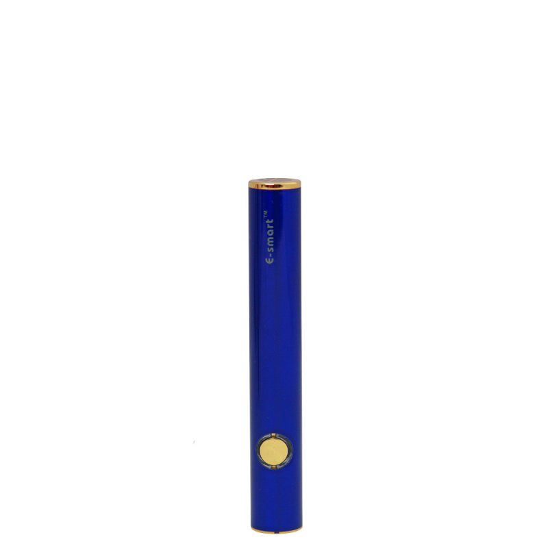 Batterie E-smart bleu commerce d'e-cigarettes