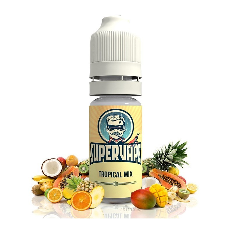 Supervape arôme diy Tropical mix