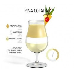 E-liquide goût pinacolada