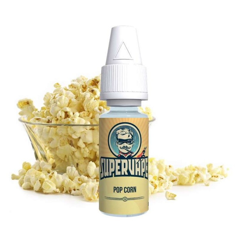 Supervape aroma diy Popcorn, also available at Bedford.