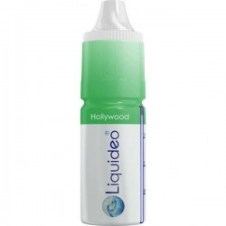 Liquideo Hollywood e-liquid to fill his atomizer.