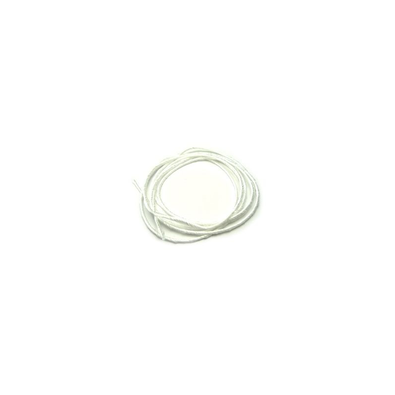 wicks for resistors for electronic cigarette atomizers