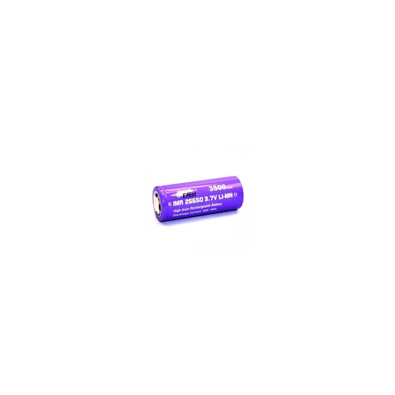 accu efest 26650 - 3500 mah vapotor a reliable battery on the web