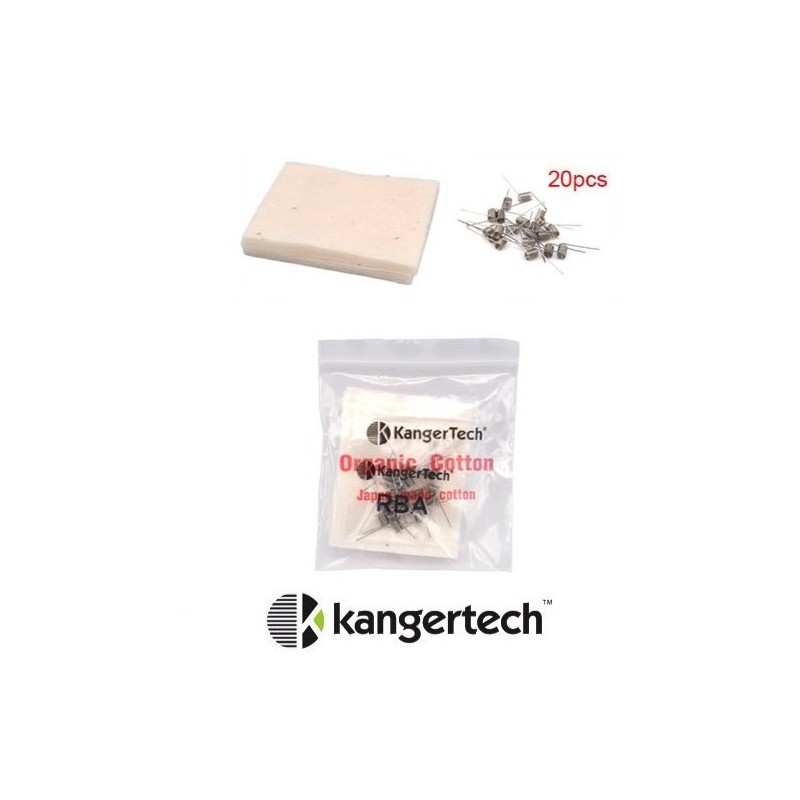 kangertech mounting kit, here are coils all made!