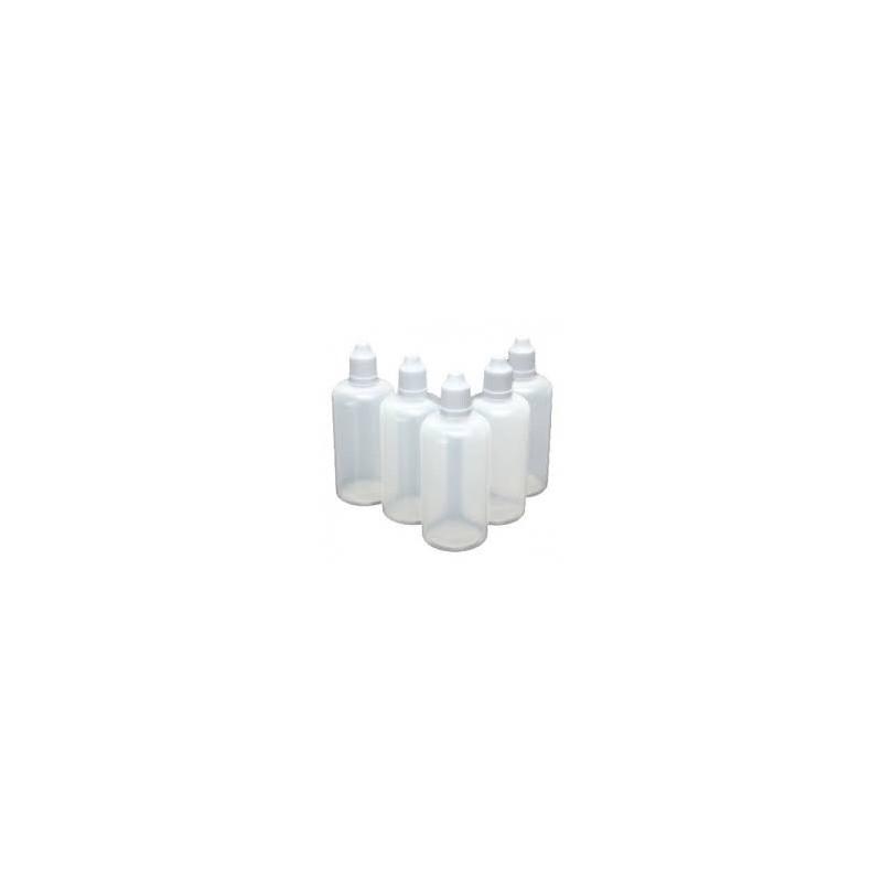 Flacons de 100 ML pour e-liquides et diy