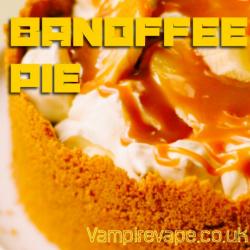 Concentré Banoffe Pie Vampire Vape Auvelais Somzée Arlon
