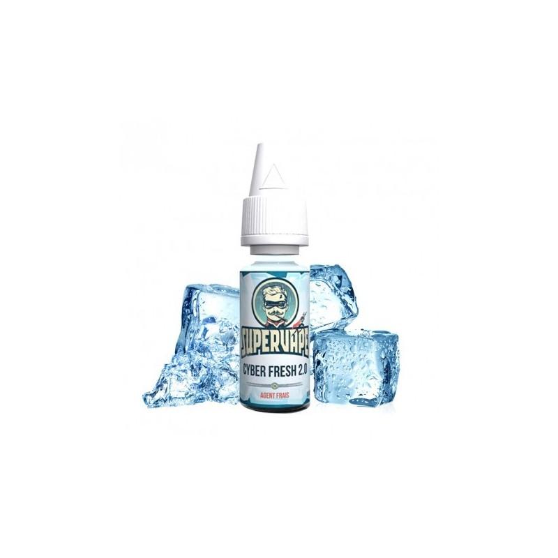 supervape aroma cyber fresh 2.0 diy additive