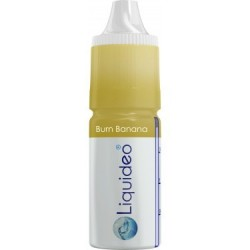 E-liquide Liquideo Burn Banana