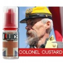 E-liquide Colonel Custard T  Juice
