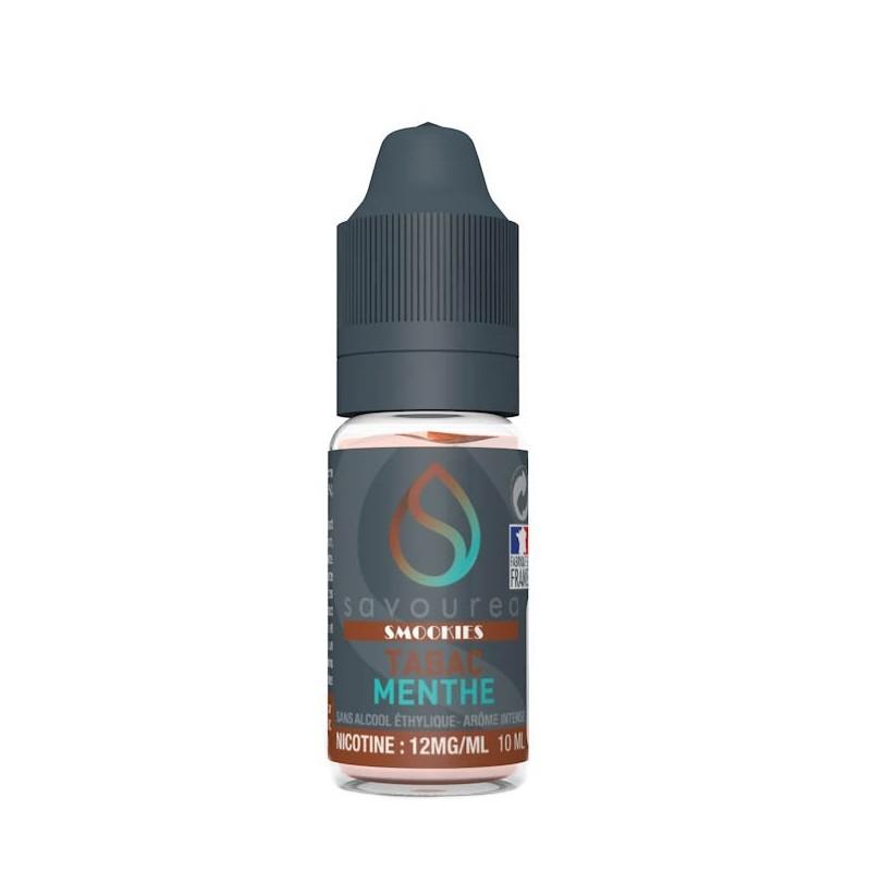 E-liquide Savourea Tabac Menthe en ligne Belgique