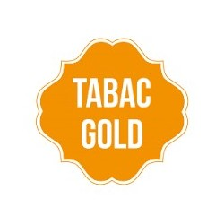 E-liquid golden tobacco zero