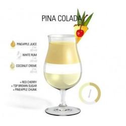 E-liquide Pinacolada zéro