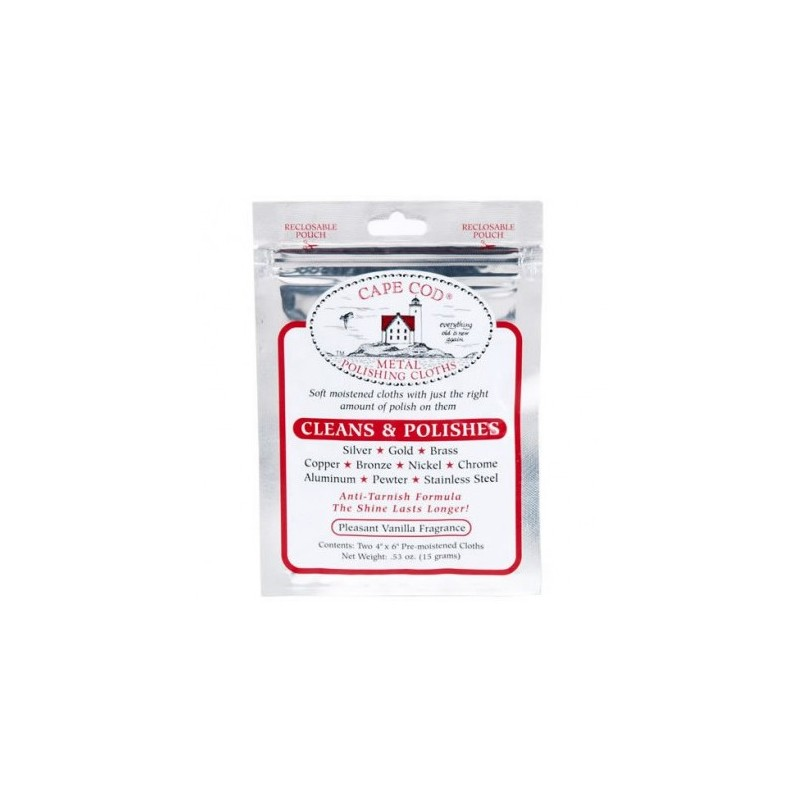 cape cod polish cleaning wipes of mods and atomizers