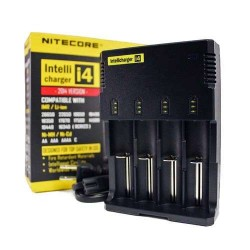 nitecore batterijlader i4-eu parijs londen brussel