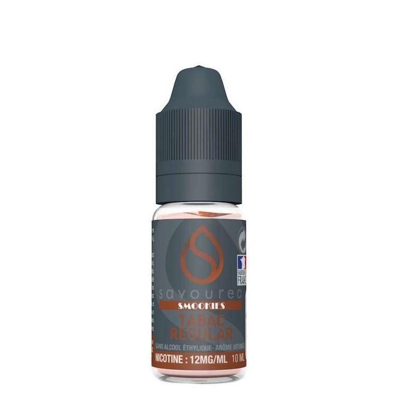Chercher sur le web e-liquide Savourea Tabac Regular