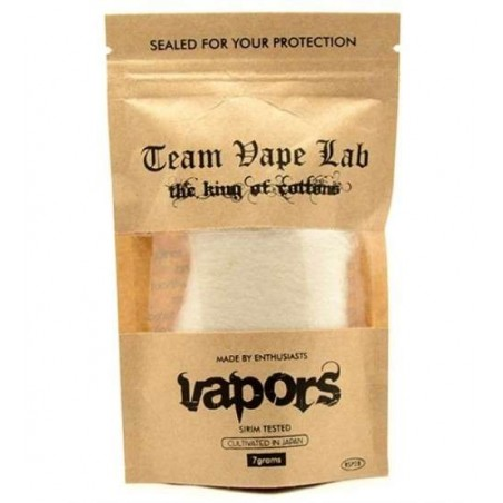 King Of Cottons Team Vape Lab pour reconstructibles