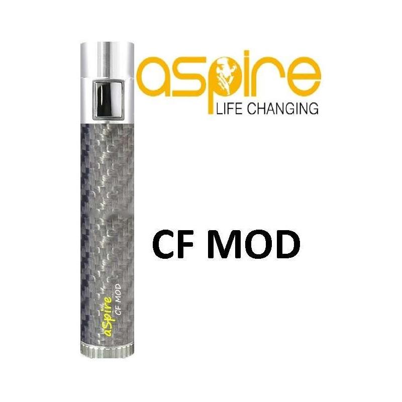 Cf Mod Aspire batterie e-cigarette