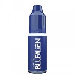 E-vloeistof Liquideo Blue Alien vape een gratis e-vloeistof in Brussel niet Liquideo