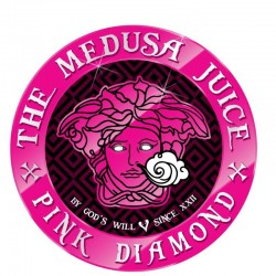 E-liquid Pink Diamond Medusa boosted