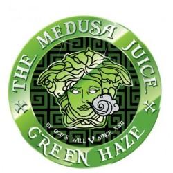 E-liquid Green Haze Medusa boosted trade