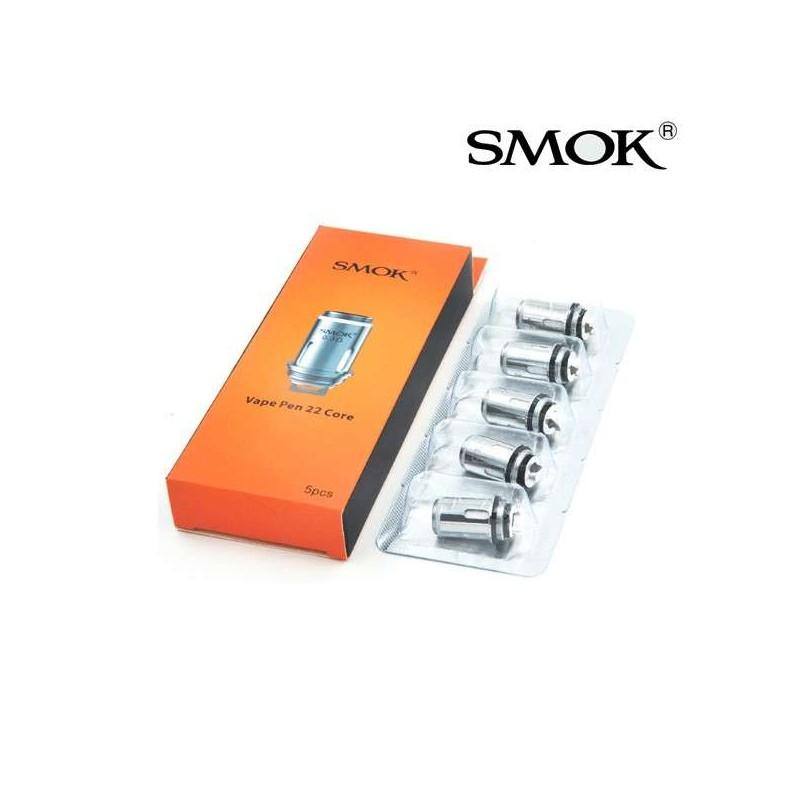 Résistances Smok Vape Pen 22 magasin Belgique