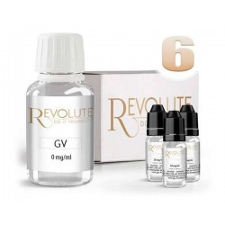 pack diy revolute 100% vg-4 mg brussel