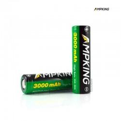 Ampking Accu 18650 - 3000 MAH le bon prix