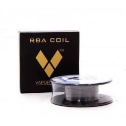 Rba Coil Vapor Tech A1 - 26 GA - 0.40 montage dripper