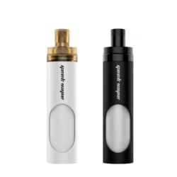 Flacon Liquid Dispenser de chez GeekVape en blanc.