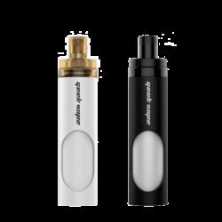 Flacon Liquid Dispenser de chez GeekVape en blanc.