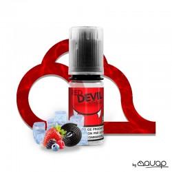 E-liquide Red Devil vente sans nicotine
