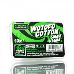 Coton wotofo 3MM