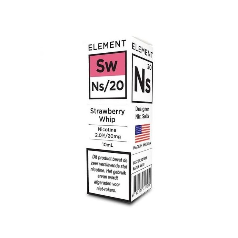 Neon Green Slushie Element Nic Salts vente