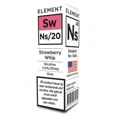 Neon Green Slushie Element Nic Salts vente