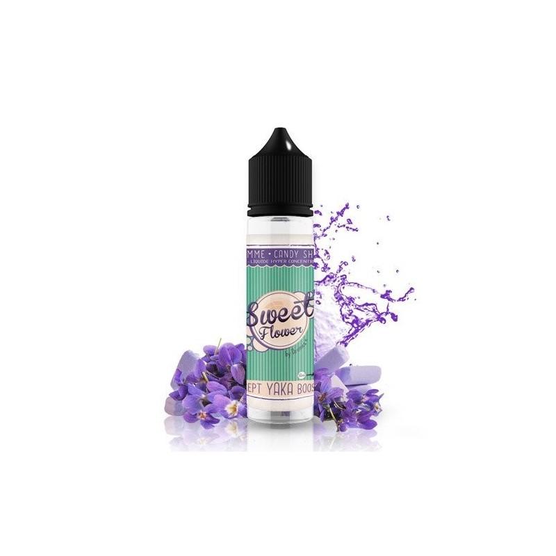 Sweet Flower e-liquide violette boutique en ligne