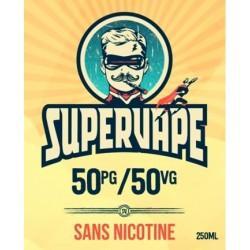 Supervape Base 50% PG 50% VG diy