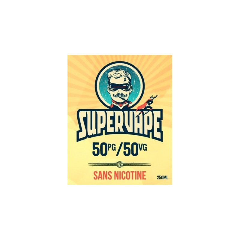 Supervape Base 50% PG 50% VG diy