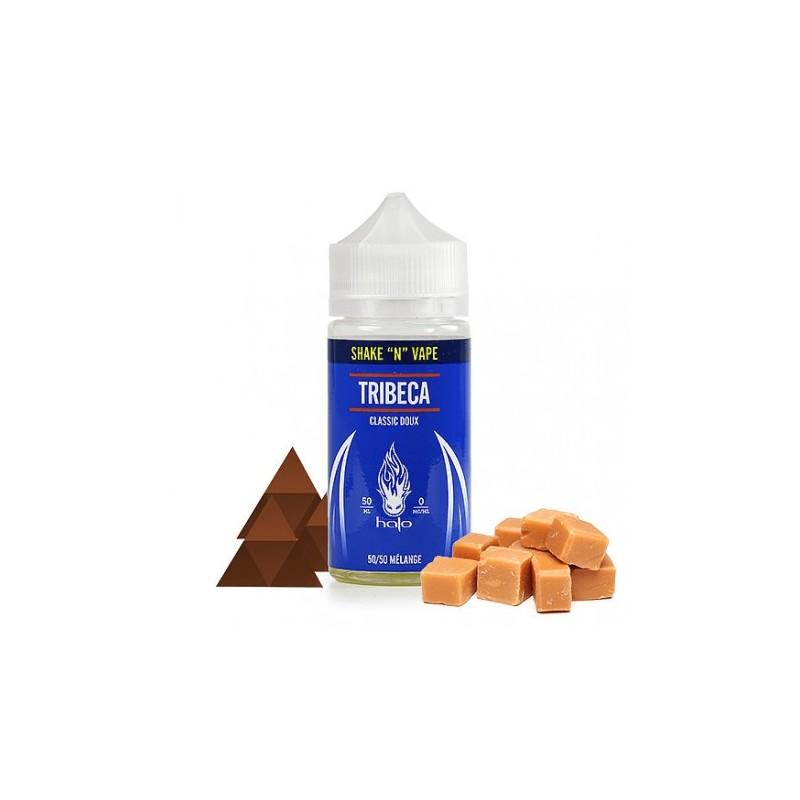 Tribeca Halo en 50 ML et zéro nicotine