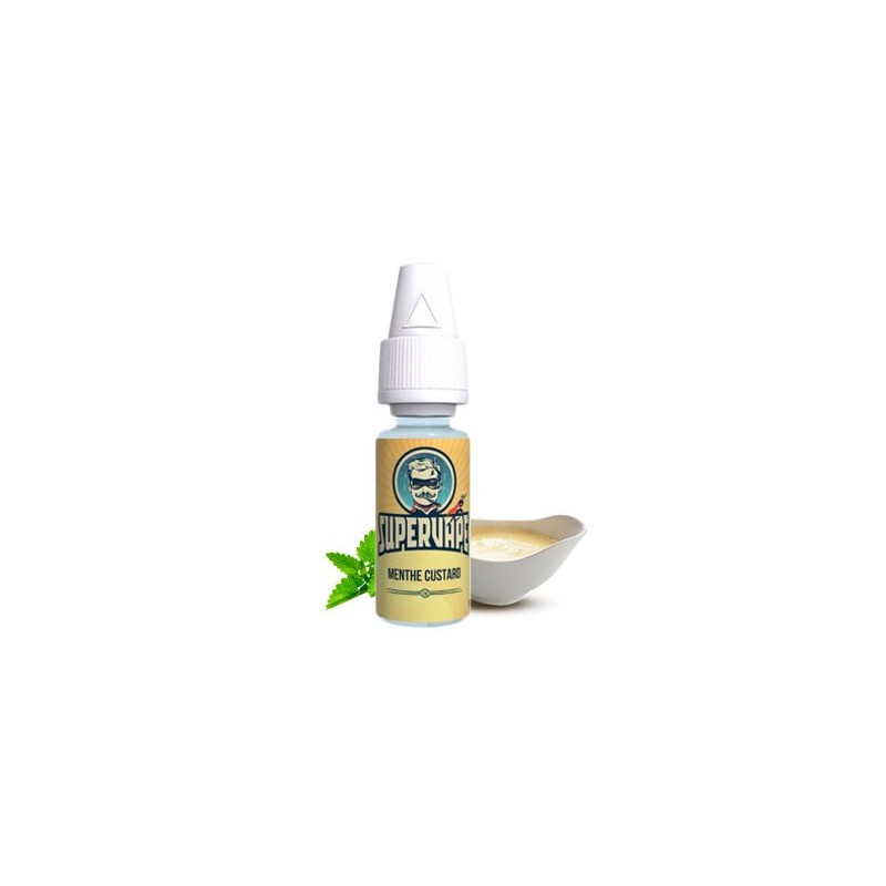 Menthe Custard Supervape