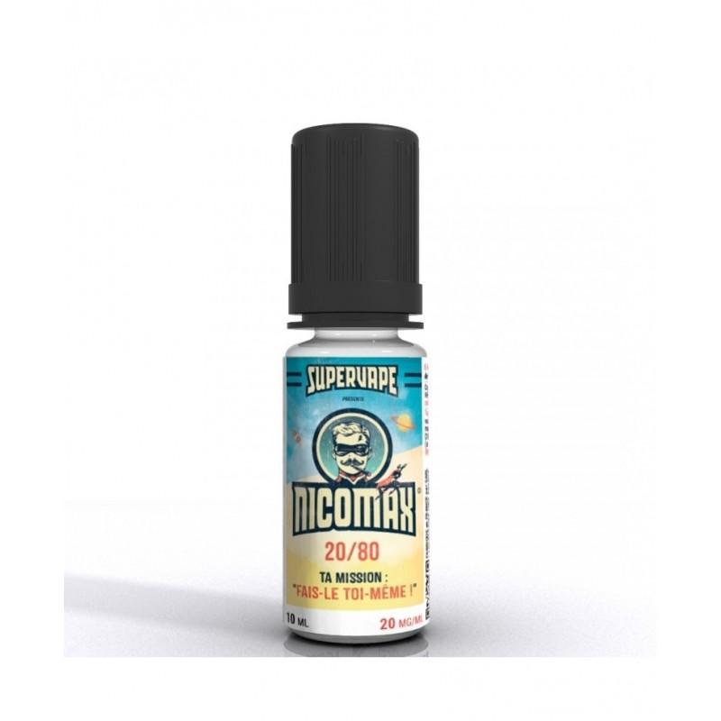 Nicomax Nicotine Supervape 20/80 - 20 MG