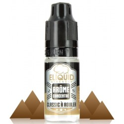Classic à Rouler Eliquid France 10 ML, la saveur véritable d'un classic blond.