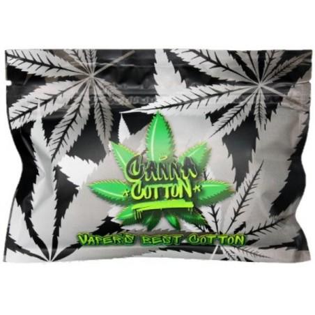 Canna cotton, le coton pour vapoteur vente à Paris en ligne