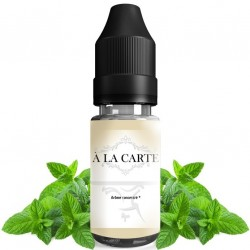 Menthol ALC 10ML, pour plus de fraîcheur.