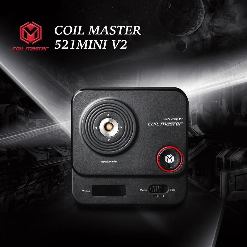 521 Mini V2 Coil Master vape