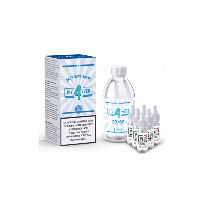Un pack en 50-50 pour 3MG de nicotine, vapotez aussi à Tourcoing !