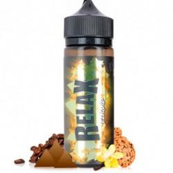 Relax Eliquid France 100ML vente en ligne sur Nantes pour e-liquides