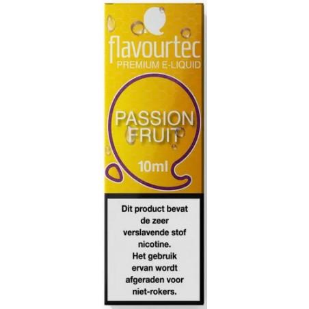 Passion Fruit de Flavourtec, pour vapoter sur Trélon.